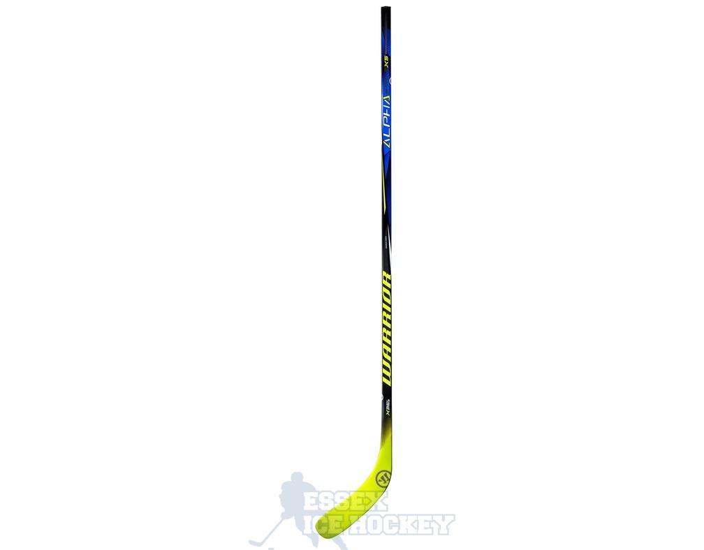 Sticks Gt Warrior Alpha Qx5 Junior Hockey Stick Essex Ice