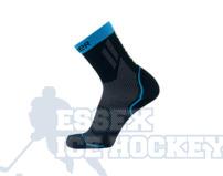 Bauer S21 Performance Low Skate Socks Black