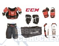 CCM Ice Hockey Youth Entry Starter Kit