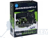 Winnwell NXT Childs Youth Ice Hockey Starter Kit