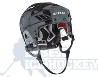 CCM Fitlite 60 Ice Hockey Helmet Black - Senior