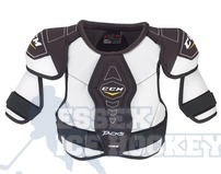 CCM Tacks 1052 Ice Hockey Shoulder Pads - Youth