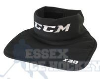 CCM X30 Ice Hockey Neck Guard Black