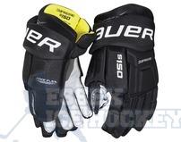 Bauer Supreme S150 Ice Hockey Gloves Black - Junior