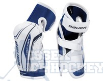 Bauer Nexus N7000 Ice Hockey Elbow Pads - Junior