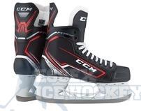 CCM Jetspeed FT340 Ice Hockey Skates - Junior