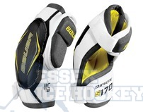 Bauer Supreme S170 Ice Hockey Elbow Pads - Youth