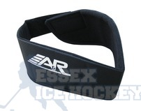 A&R Hockey Neck Guard - Black