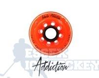 Labeda Addiction Signature Hockey Wheels  - 4 Pack