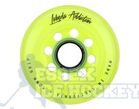 Labeda Addiction Signature Hockey Wheels  - 4 Pack 80mm