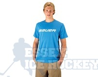 Bauer Core SS Blue T-Shirt