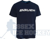Bauer Core SS Navy T-Shirt