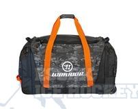 Warrior Q20 Roller Kit Bag Black,Camo & Orange Large