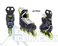 Alkali RPD Quantum Inline Hockey Skates