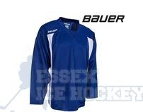 Bauer 600 Premium Training Jersey Senior Blue