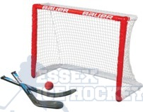 Bauer Knee Hockey Single Goal Set