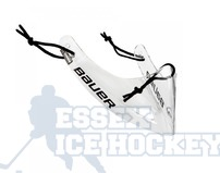 Bauer NME Lexan Hockey Goalie Danglers