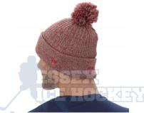 Bauer Team Marl Pom Knit Hat