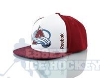 NHL Snapback Cap Colorado Avalanche