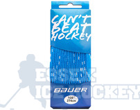 Bauer Can't Beat Hockey Blue Laces