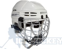 Bauer Re-Akt 100 Youth Hockey Helmet