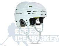 Bauer Re-Akt 200 Hockey Helmet White