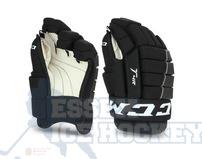CCM 4R III Ice Hockey Gloves - Junior