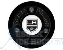 Green Biscuit  LA Kings Hockey Training Puck