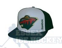 NHL Snapback Cap Minnesota Wild