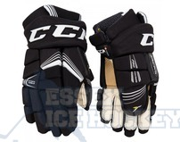 CCM Super Tacks Ice Hockey Gloves Black - Senior