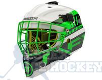 Warrior Ritual F1 Yth Certified Goalie Mask