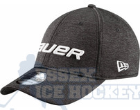 Bauer New Era 39Thirty Shadow Tech Cap - Black