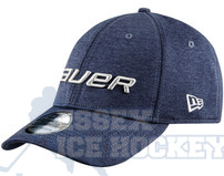 Bauer New Era 39Thirty Shadow Tech Cap - Navy