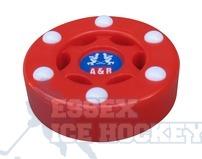 A&R Street Hockey Puck