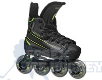 Tour Code 9 Inline Hockey Adjustable Skates