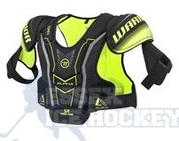 Warrior Alpha QX4 Shoulder Pads Junior