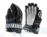 Warrior Covert DT4 Ice Hockey Gloves Black - Senior